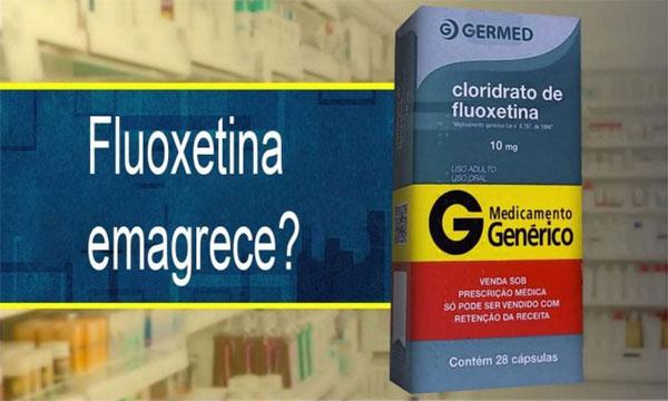 Fluoxetina emagrece?
