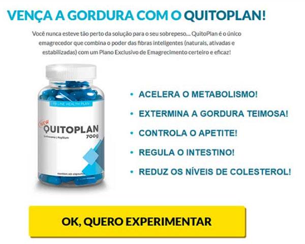 Vença a gordura com o Quitoplan