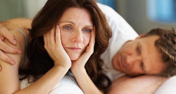 Menopausa diminui o desejo das mulheres